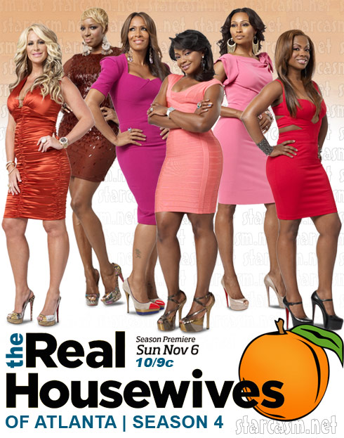The Real Housewives Of Atlanta Season 4 Episode 13 – Make It Rain Down in Africa